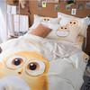 儿童磨毛纯棉床单四件套-萌宠宝贝 商品缩略图0