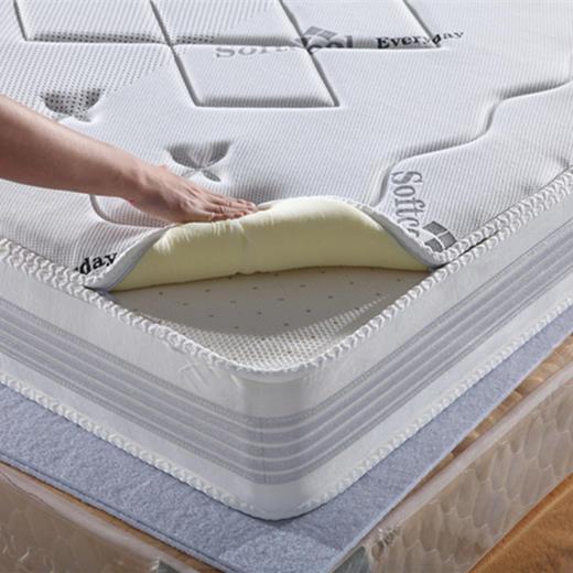 优莱丝家纺舒特床垫 商品图1