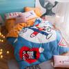 丹麦大版卡通纯棉床单四件套-放飞梦想 商品缩略图0