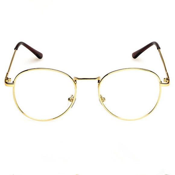 明星同款 复古文艺眼镜框