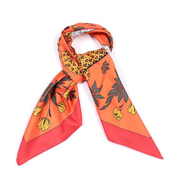 丝巾的各种织法图解