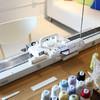 SK280编织机 适合编织毛线店/专业毛衣设计师/进阶级玩家 整套购买有优惠 商品缩略图1
