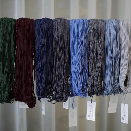 【云暖】100%美丽诺羊毛粗毛线 100克/绞 手编棒针线毛衣线围巾线 编织人生 商品图2