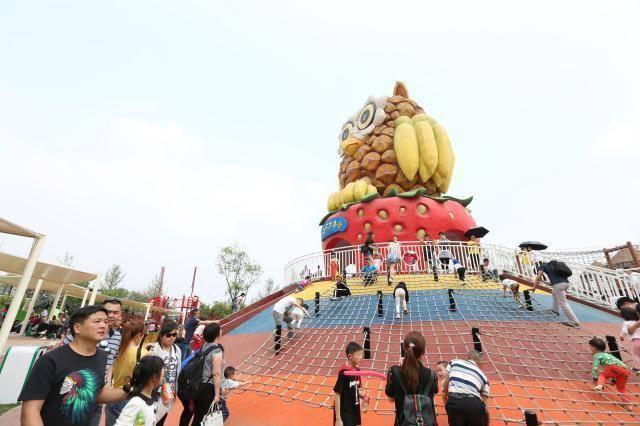 蓝光水果侠主题世界,欢乐全家的主题乐园群,是蓝光文旅重点打造的大型