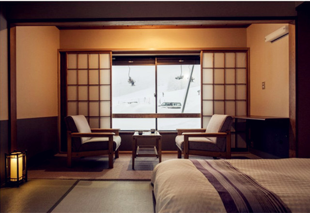 jurin韩国_hotel jurin酒店位于乌诺代滑雪场(uwanodai ski area)对面,提供滑雪