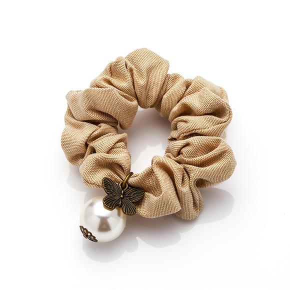 动物发圈钩针编织