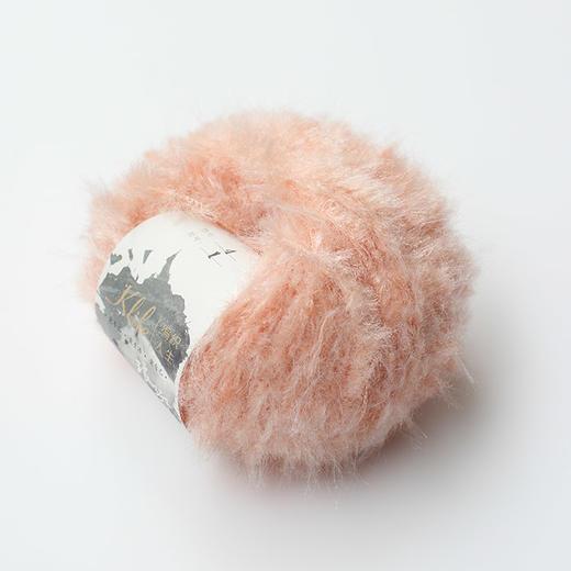 【编织人生.琅琊】高端人造皮草手编毛线围巾线日牌同款毛线 商品图2