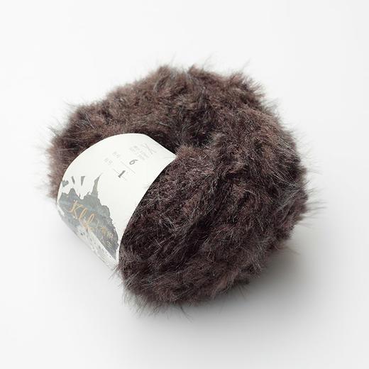 【编织人生.琅琊】高端人造皮草手编毛线围巾线日牌同款毛线 商品图4