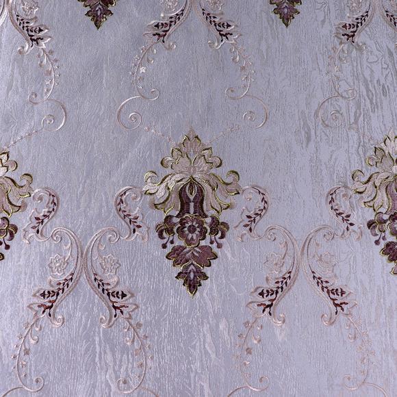 欧式奢华刺绣无缝墙布35~4/售宁,镇,扬,苏,锡,常地区满30平米以上送