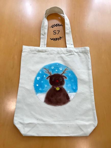 手绘环保袋s7