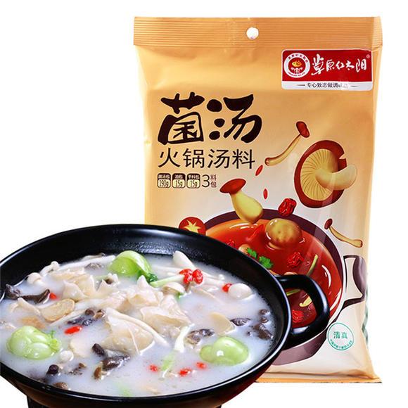 220g草原红太阳菌汤火锅汤料
