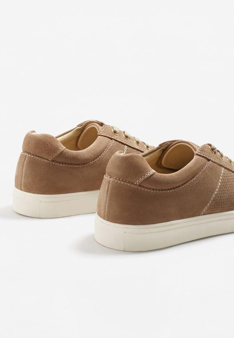 芒果(西班牙快时尚品牌) mango serra - 时尚运动鞋 低帮 - sand