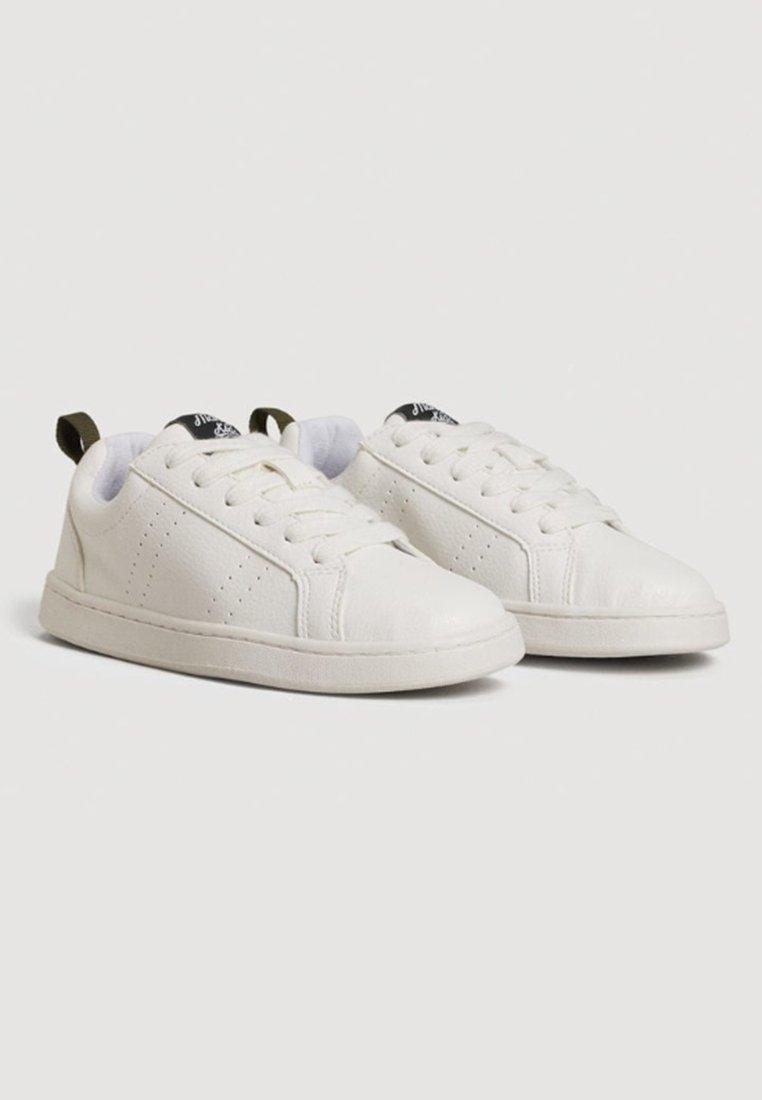 芒果(西班牙快时尚品牌) mango roman - 童鞋 时尚运动鞋 low - white