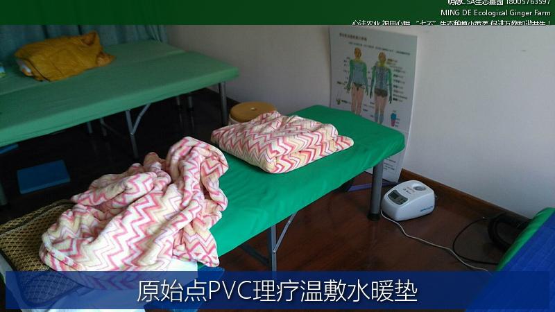原始点水暖床垫 莱乐佳PVC 单人双人水循环温敷理疗水暖床垫 2018新品 商品图2