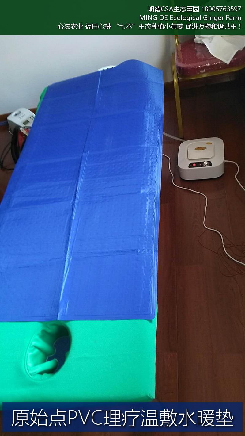 原始点水暖床垫 莱乐佳PVC 单人双人水循环温敷理疗水暖床垫 2018新品 商品图6