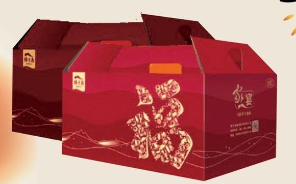 獐子岛海鲜礼盒六件套