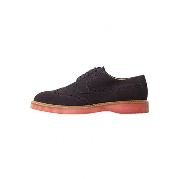 芒果(西班牙快时尚品牌) mango uomo - 男鞋 系带鞋