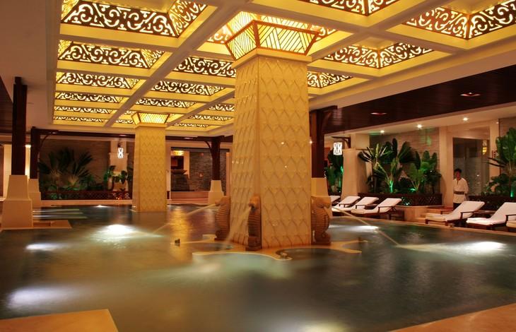 海丽宾雅五星级酒店8小时温泉温泉票(特权用户下单专用)