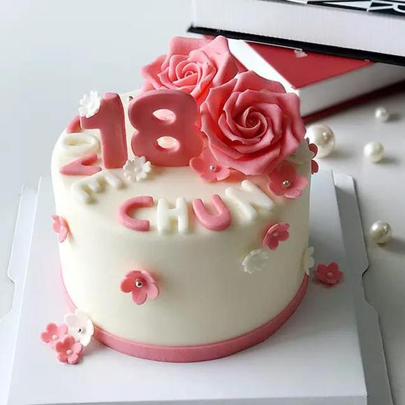 十八岁蛋糕_fla蛋糕:永远十八岁,常德市区内免费配送