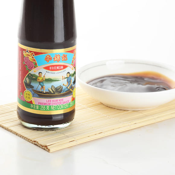 李锦记旧庄一头255g黑骨羊蚝油多少钱一斤图片