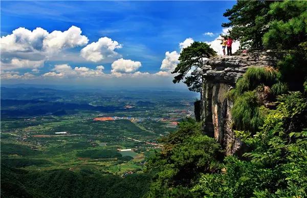 庐山风景名胜区
