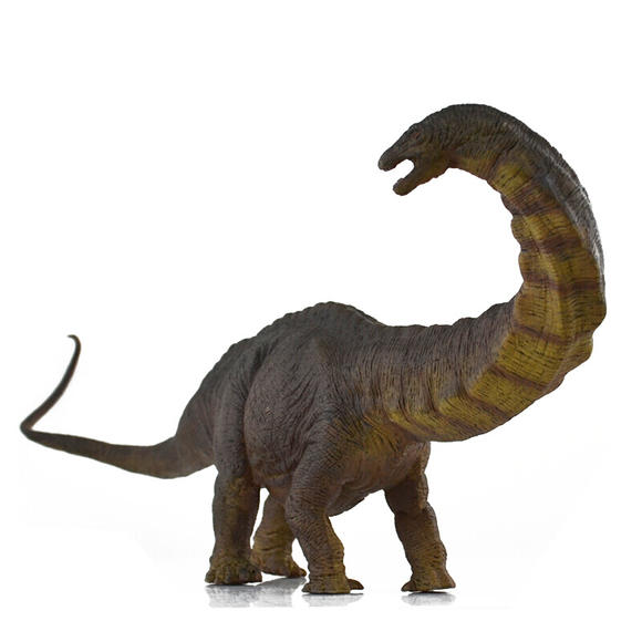 法国papo 新侏罗纪恐龙模型 地震龙 雷龙图片
