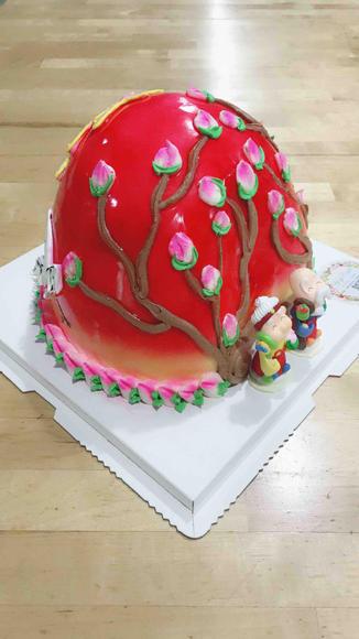 蛋糕纸盘手工制作帽子