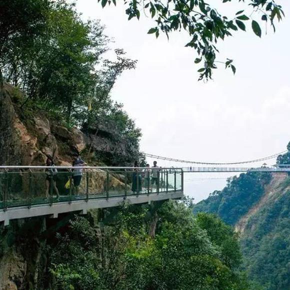 8女神节:云门山风景区,广东第一玻璃桥1日游