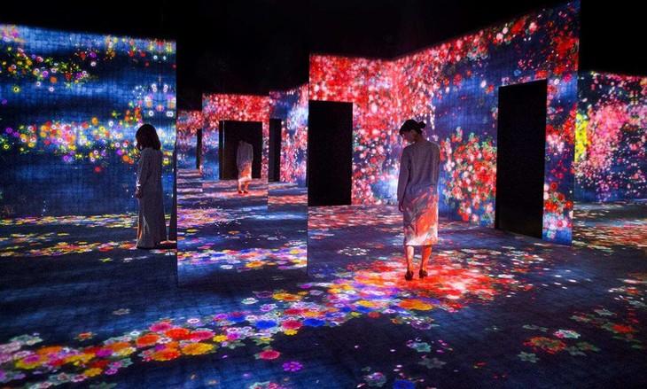 魔法光影造梦「未来游乐园」