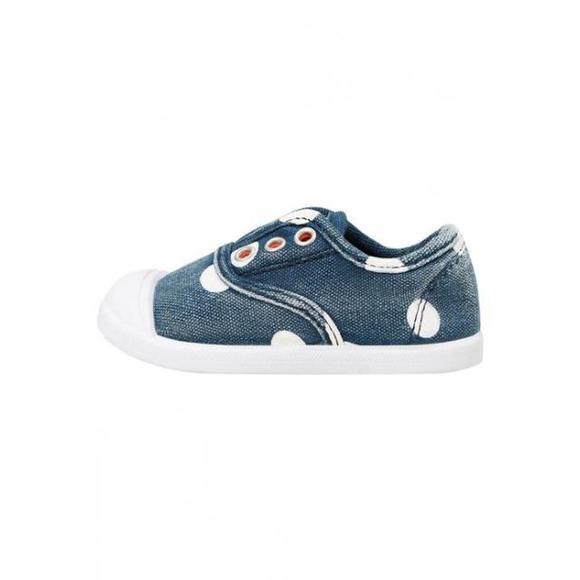 芒果(西班牙快时尚品牌) mango malta - 童鞋 时尚运动鞋 低帮 - dark