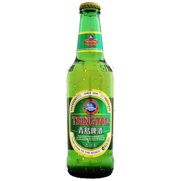 青岛啤酒500ml/ 瓶