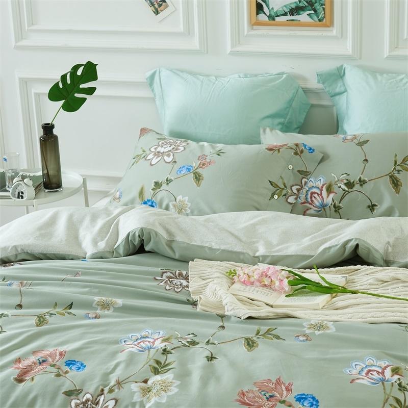 60长绒棉床单四件套-春柔 商品图3
