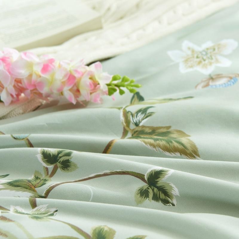 60长绒棉床单四件套-春柔 商品图5