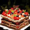 鸿运当头 | 巧克力草莓裸蛋糕 商品缩略图0