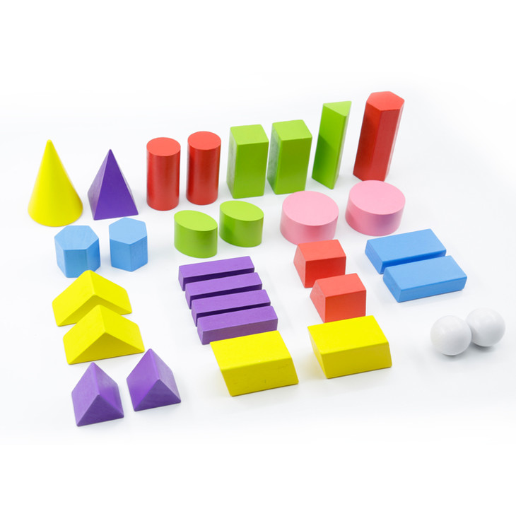 数学教具 立体几何体模型