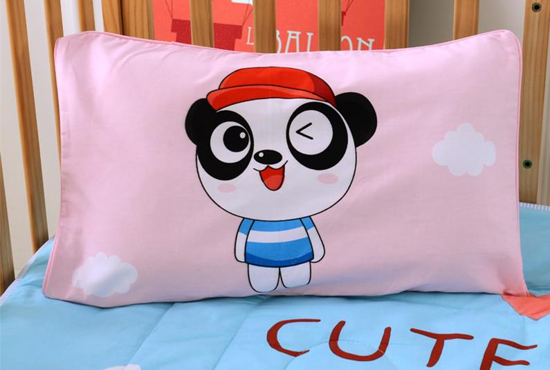 纯棉面料幼儿园卡通宝宝午睡枕芯 商品图1