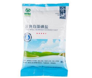 【会员价1.85】深井海藻碘盐 400g
