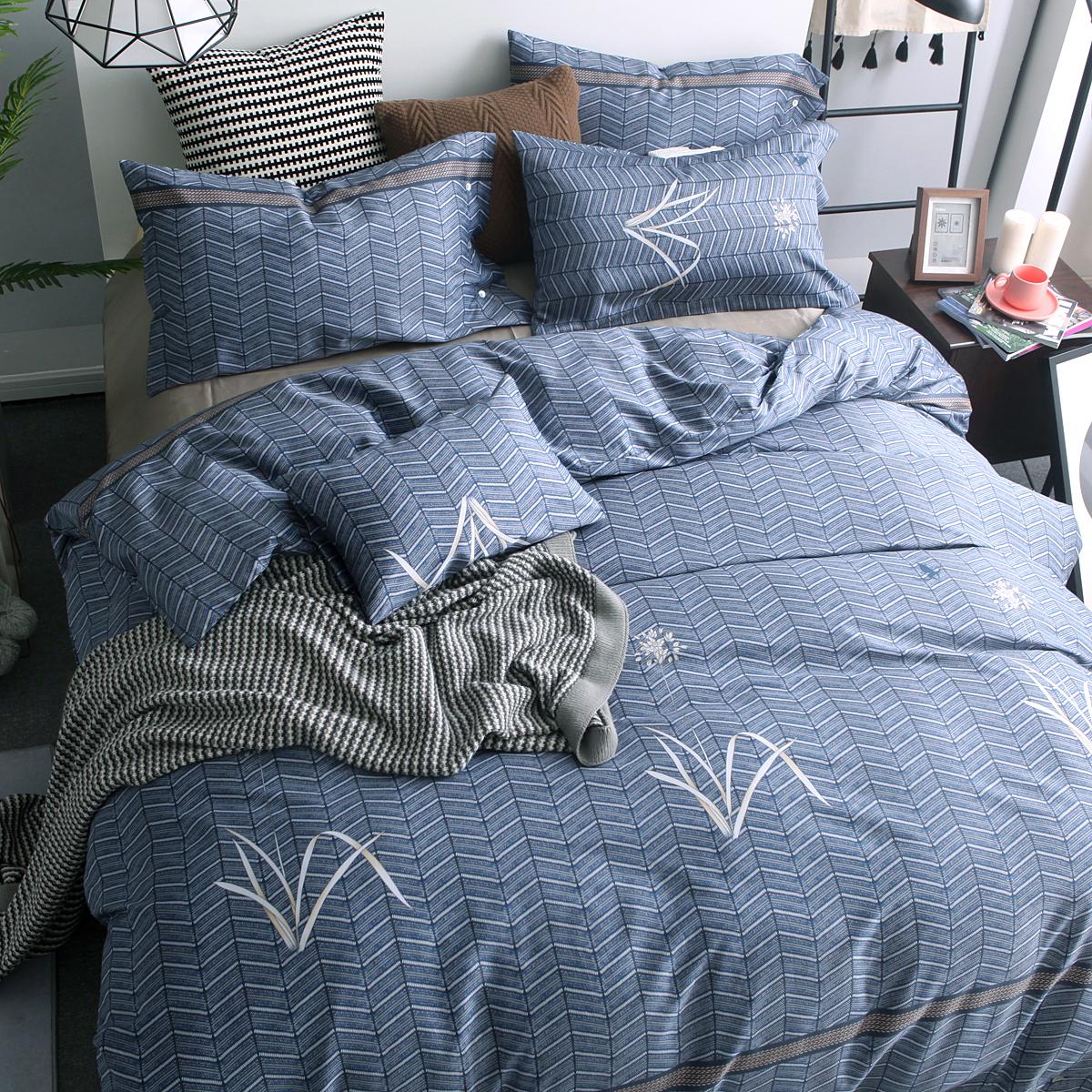 60S长绒棉床单四件套 商品图0