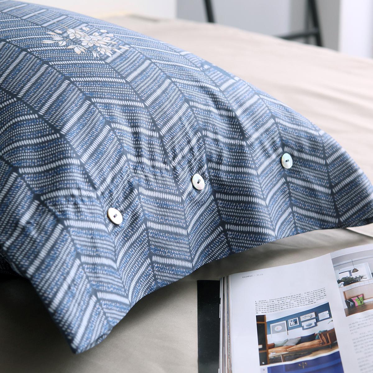 60S长绒棉床单四件套 商品图2