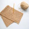 【云素花染】编织人生新品麻棉线 花色染线风格 手工编织夏季线 商品缩略图3