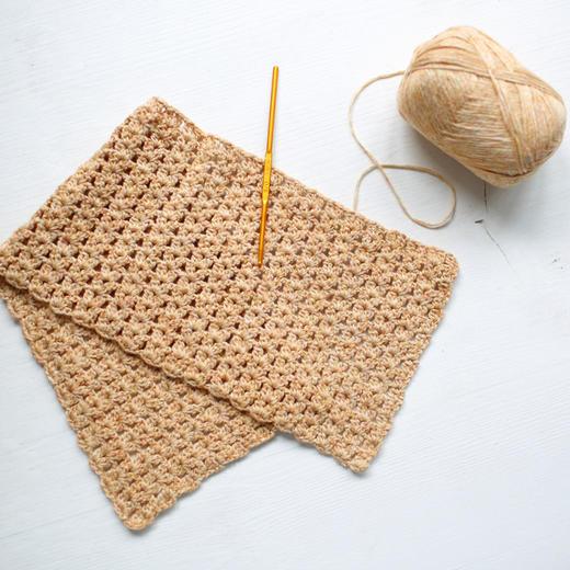 【云素花染】编织人生新品麻棉线 花色染线风格 手工编织夏季线 商品图3
