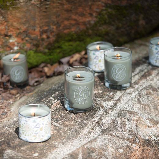 GL 绿叶经典瓶装香薰蜡烛 商品图4