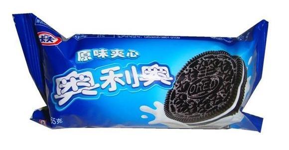 奥利奥原味夹心饼干图片
