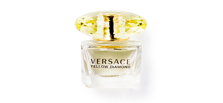 yellow diamond香水瓶设计独特,永恒而优雅,精致瓶身奢华脱俗,带点