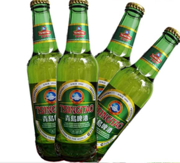 青岛啤酒经典瓶装500ml