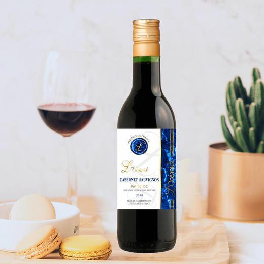 法国·海洋女神干红葡萄酒 商品图0