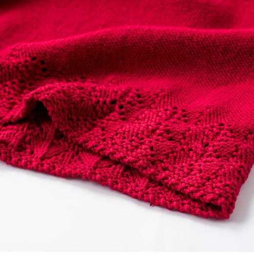 云团织NO.21 自带袖套头衫材料包 非成品 含图解无视频 商品图4