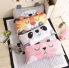 儿童床靠垫卡通动物大靠枕床上床头软包韩国居家用品大靠背 商品缩略图0