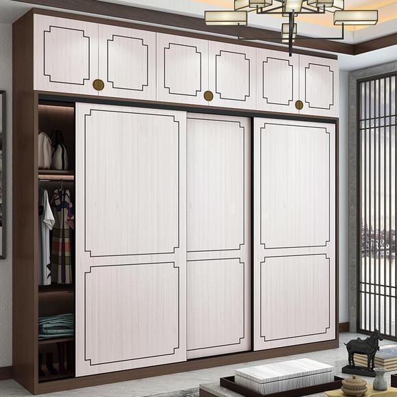 现代轻奢定制家具|定制衣柜图片|卧室定制效果图——易高家居官网