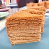 【进口版】俄罗斯进口版提拉米苏双山系列GKK蜂蜜奶油味多层蛋糕每个500g每个两种口味 商品缩略图3